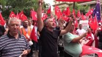 KUZEY KIBRIS - Avustralya'da Türkiye'ye Destek Gösterisi