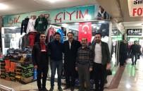 RECEP TAYYİP ERDOĞAN - Aydemir Açıklaması 'Dadaşlar Ak Önderin Ufkunda '