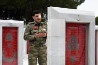 KARABAĞ - Azerbaycanlı Gaziden Afrin'deki Mehmetçiğe Destek