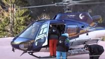 ERDOĞAN BEKTAŞ - Bakan Bak, Kaçkar Dağları'nı Havadan İnceledi