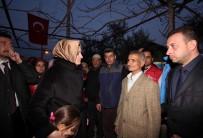 OSMANIYE VALISI - Bakan Kaya Afrin Şehidinin Evini Ziyaret Etti
