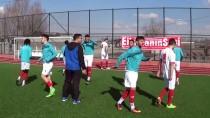 AMATÖR KÜME - Balona Röveşata Yapan Genç İlk Maçında 2 Gol Attı