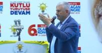 KÜRESEL BARIŞ - Başbakan Yıldırım'dan CHP'ye Sert Cevap