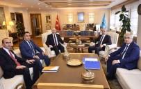 GÖBEL - Başkan Ali Çetinbaş Açıklaması Çavdarhisar Aizonai Antik Kenti, Artık Türkiye'nin Projesidir