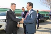 Başkan Atilla'dan Lice İlçesine Ziyaret