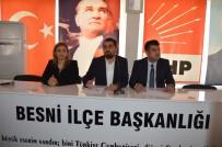 MİLLETVEKİLİ SEÇİMİ - Başkan Kılınç Açıklaması 'Besni'yi Hizmete Boğacağız'
