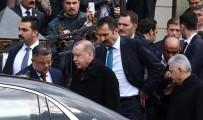İL BAŞKANLARI - Başkan Yağcı, Cumhurbaşkanı Recep Tayyip Erdoğan İle Bir Araya Geldi