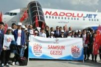 Beşirili 56 Öğrenci Samsun'a Gönderildi