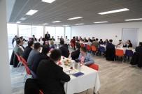 AHMET HAŞIM BALTACı - Bilgi İşlem Müdürleri Arnavutköy'de Buluştu