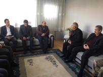 YILDIRIM DÜŞMESİ - Bitlis Valisi Ustaoğlu Şehit Ailelerini Ziyaret Etti