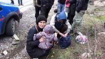 KÜÇÜKKUYU - Çanakkale'de 38 Yabancı Uyruklu Yakalandı