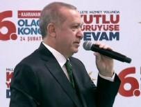 RECEP TAYYİP ERDOĞAN - Cumhurbaşkanı Erdoğan: Sefer görev emri olanlar hazır olsun