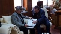 Devrek TSO Başkanı Cıvak'tan  Vali Çınar'a Ziyaret