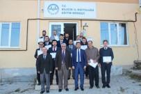 OSMANLI CAMİİ - 'Ezanı Güzel Okuma Kursu' Sona Erdi