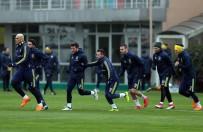 CAN BARTU - Fenerbahçe'de Derbi Hazırlıkları Tamam