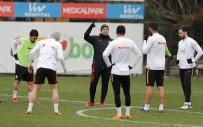 METİN OKTAY - Galatasaray Akhisarspor Mesaisine Başladı