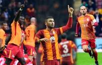 WESLEY SNEIJDER - Galatasaraylı Futbolcular Bursa'ya Karşı Hat-Trick Yapmayı Seviyor
