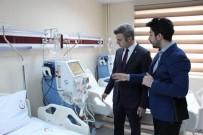 HASTA YAKINI - Hani Devlet Hastanesi Bünyesinde Hemodiyaliz Ünitesi Kuruldu