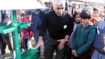 ENVER ÜNLÜ - Iğdır'da Sokak Hayvanları İçin Beslenme İstasyonları Kuruldu