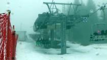 HAFTA SONU TATİLİ - Ilgaz Dağı Kayak Merkezi'nde Yoğunluk