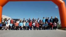 BELEK - İşitme Engelliler Türkiye Bisiklet Şampiyonası