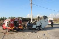 MUSTAFA BULUT - Kazadan 12 Gün Sonra Yaşam Savaşını Kaybetti