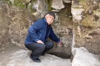 SELÇUKLULAR - Kırkağaç'ta Tarihi Çeşmeyi Gün Yüzüne Çıkardı