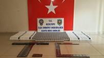 Kızıltepe'de 1070 Paket Kaçak Sigara Yakalandı