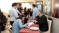 İSTİHDAM FUARI - MEÜ'de 'Turizmde Kariyer Günleri' Etkinliği