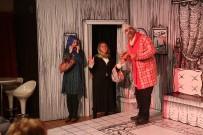 HÜSEYIN ÇAMAK - Mezitli Oda Tiyatrosu, 'Rumuz Goncagül'ü Sahneledi