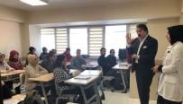RECEP TAYYİP ERDOĞAN - Milletvekili Aydemir'den ESMEK Değerlendirmesi