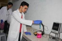SÜLEYMAN YıLMAZ - Okul İsmi İle Deterjan Ürettiler