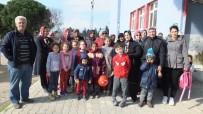 BAZ İSTASYONU - Okul Yanına Baz İstasyonu Kurulmasına Velilerden Tepki