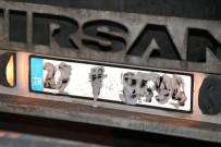 TIR ŞOFÖRÜ - Plakasını Tıraş Köpüğüyle Kapatan Tır Şoförü Cezadan Kaçamadı