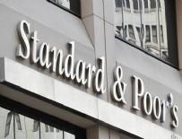 KREDİ NOTU - S&P Türkiye'nin kredi notunu açıkladı!
