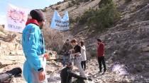 BIRINCI DÜNYA SAVAŞı - 'Sakin Kent Uzundere' Ekstrem Sporcularının Gözdesi