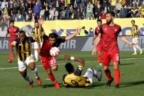 SÜLEYMAN ABAY - Spor Toto 1. Lig Açıklaması MKE Ankaragücü Açıklaması 4 - Gaziantepspor Açıklaması 0