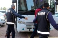 İKİNCİ DALGA - Tefecilik Operasyonunda 4 Kişi Tutuklandı