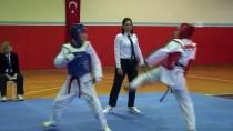 OLİMPİYAT ŞAMPİYONU - Tekvando Açıklaması Anadolu Yıldızlar Ligi Müsabakaları