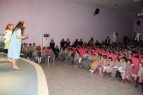 TUNCELİ VALİSİ - Tunceli'de Çocuklar Tiyatro İle Buluştu