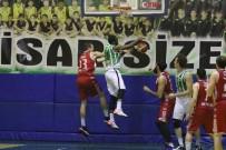 AKHİSAR BELEDİYESPOR - Türkiye Erkekler Basketbol 1. Ligi Açıklaması Akhisar Bld. Açıklaması 79 - Antalyaspor Açıklaması 68