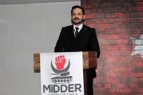 KRİPTO - Van'da 'MİDDER Mehmetçik'e Yazıyor' Kampanyası