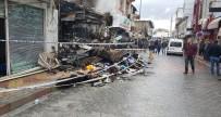 OSMANIYE VALISI - 25 Dükkanın Kül Olduğu Yangında Facianın Boyutu Sabah Ortaya Çıktı