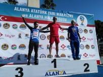 TÜRKİYE ATLETİZM FEDERASYONU - 49 Yaşındaki Sporcu Maratonda 1. Oldu