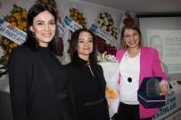 MUSTAFA GÖKÇE - AK Parti Kuşadası Kadın Kolları Başkanlığı'na Arzu Candır Bayraktar Seçildi