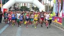 TÜRKİYE ATLETİZM FEDERASYONU - Alanya Atatürk Yarı Maratonu Ve Halk Koşusu