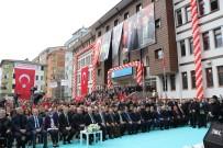 MUHAMMET FATİH SAFİTÜRK - Bakan Soylu Şehit Kaymakam Muhammet Fatih Safitürk İlköğretim Okulu'nun Açılışını Gerçekleştirdi