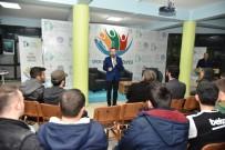 GENÇ GİRİŞİMCİLER - Başkan Doğan, Gençlerden Spor Yapmalarını İstedi