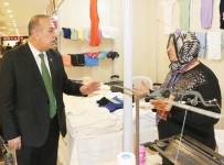 KAHVEHANE - Başkan Karamercan Açıklaması 'Kadın Esnaf Sayısındaki Artış Sevindirici'