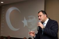 YILMAZ GÜNEY - Başkan Taşdelen'den Muhtarlara Çifte Müjde